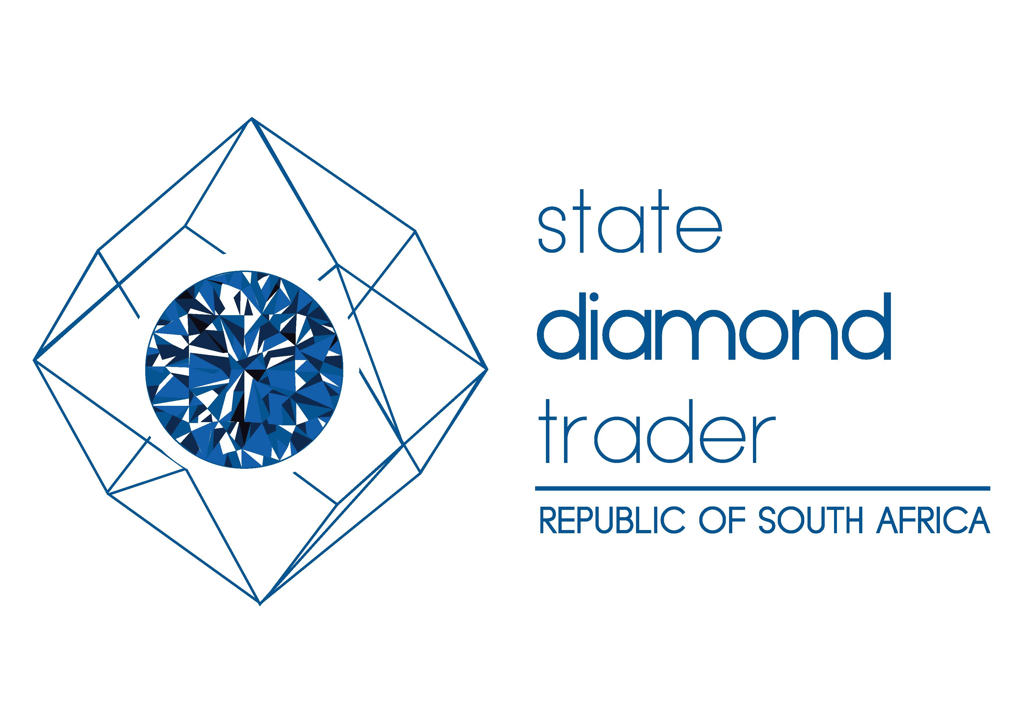 State Diamond Trader Logo
